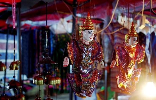 Night Market, things to do, Luang Prabang, Lao