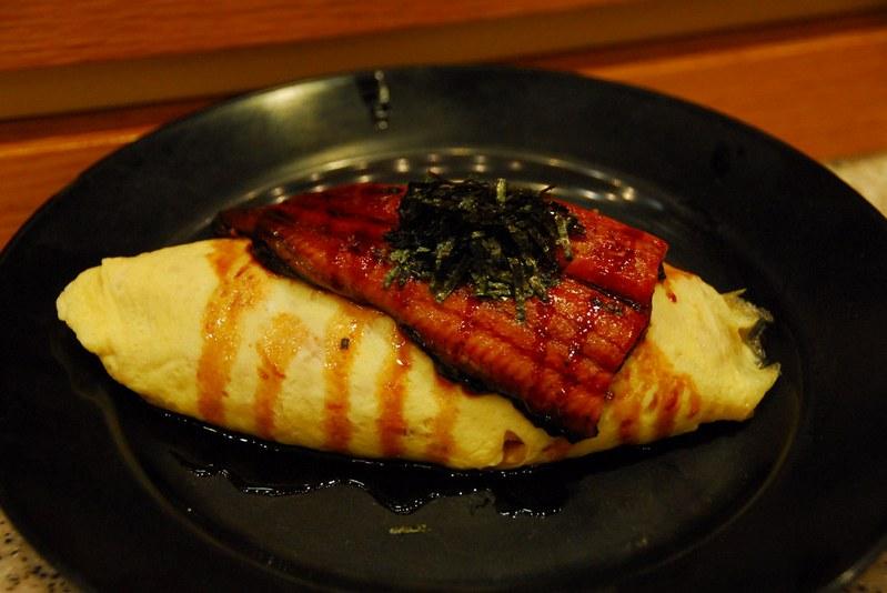 Omurice tokyo japanese snack