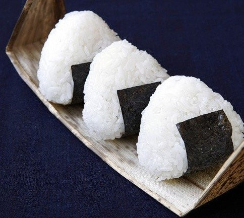 Onigiri, Japanese foods, tohoku, Japan