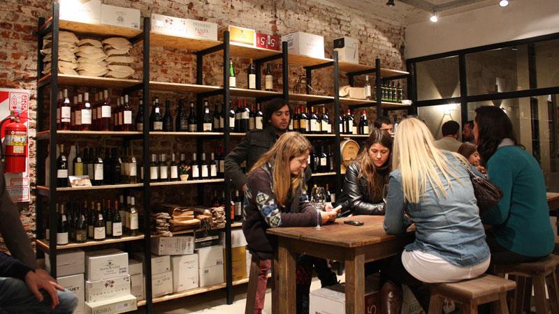 Pain et Vin wine-bar-buenos-aires-bodegaurbana