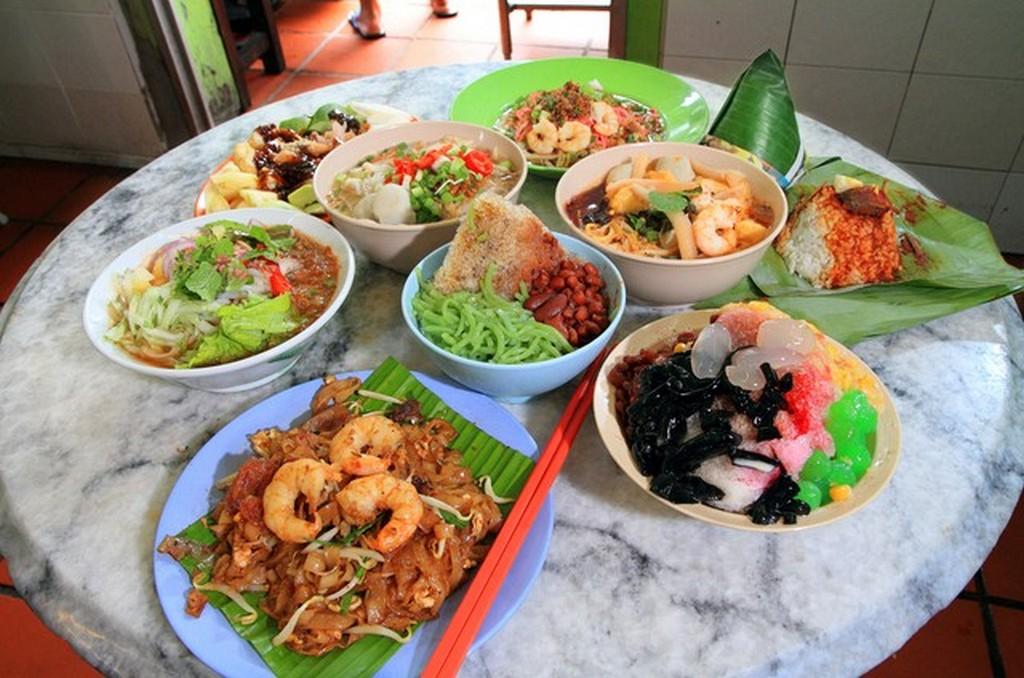 Penang food, Malaysia