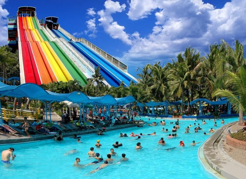Siam Park City Thailand tourist attractions things to do opening hours map guide address (1)