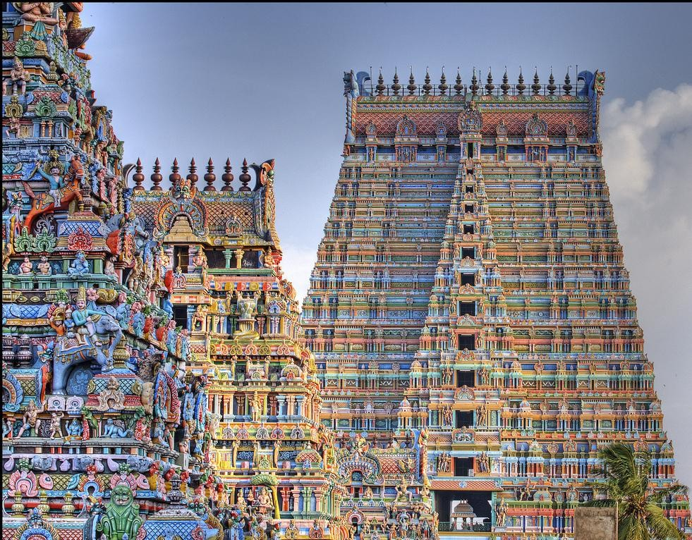 Sri Ranganathaswamy Temple,Tiruchirappalli, India