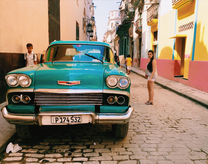 Street photography in Cuba through an iPhone lens (1)