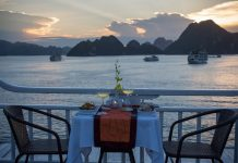 Syrena Cruises, luxury cruises, halong bay, vietnam