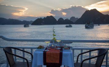 Syrena Cruises, luxury cruises, halong bay, vietnam