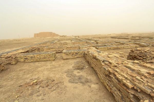 The Ahwar of Southern Iraq, world heritage sites