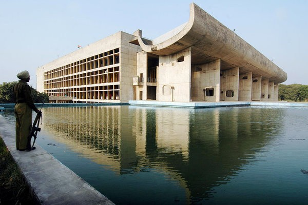 The Architectural Work of Le Corbusier, Various Locations, world heritage sites