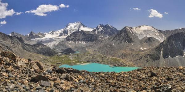 Western Tien-Shan, Kazakhstan, Kyrgyzstan and Uzbekistan, world heritage sites