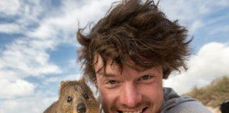 allan dixon master selfies with animals 1