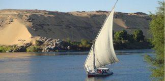 aswan river egypt
