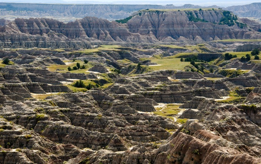 badlands-national-park-US-national-park
