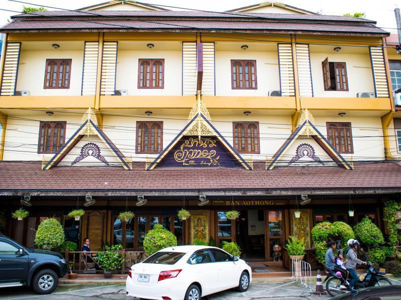 ban ao thong hotel of trang province thailand