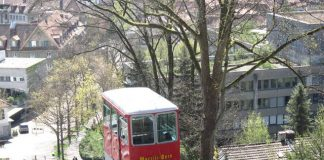 electric train bern switzerland guide 2