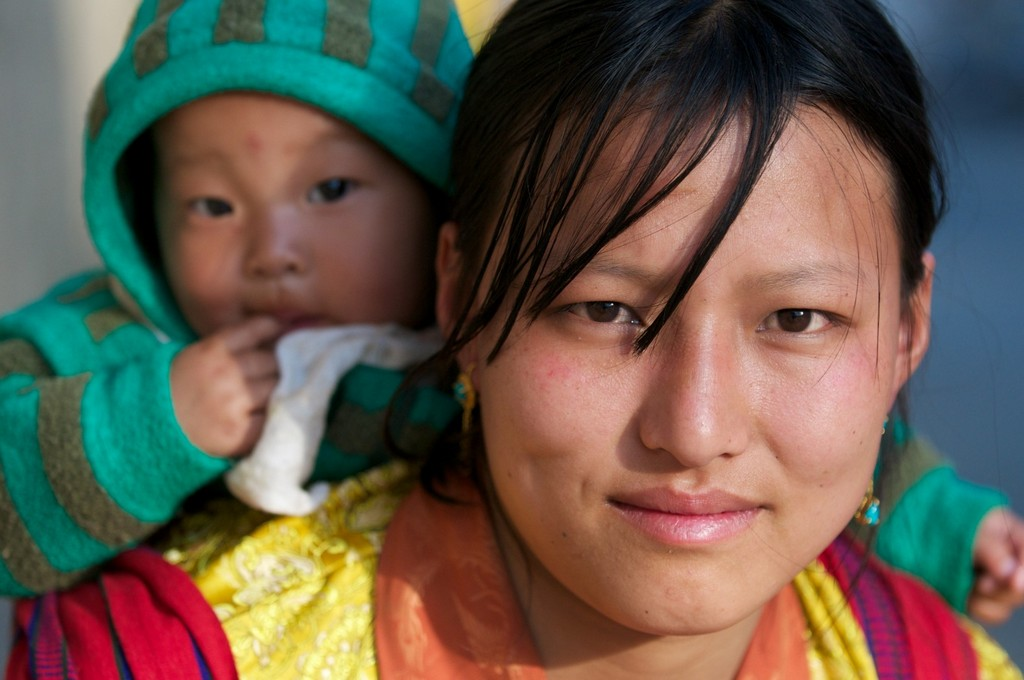 people bhutan travel photo photography happiest country in the world 6