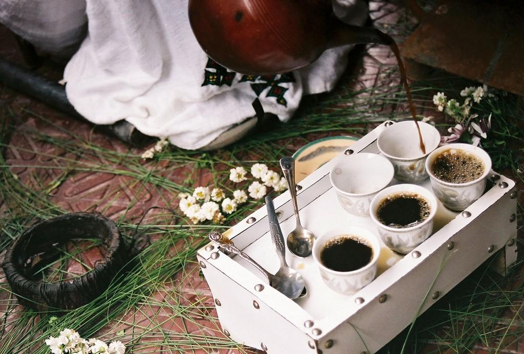 Coffee ceremony, ethiopia, coffee origins