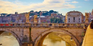 8a-day itinerary for visiting Italy rome and venice