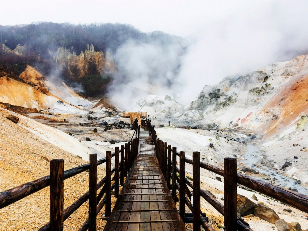 jigokudani-in-noboribetsu-is-commonly-referred-to-as-hell-valley-a-wooden-walkway-leads-through-the-springs