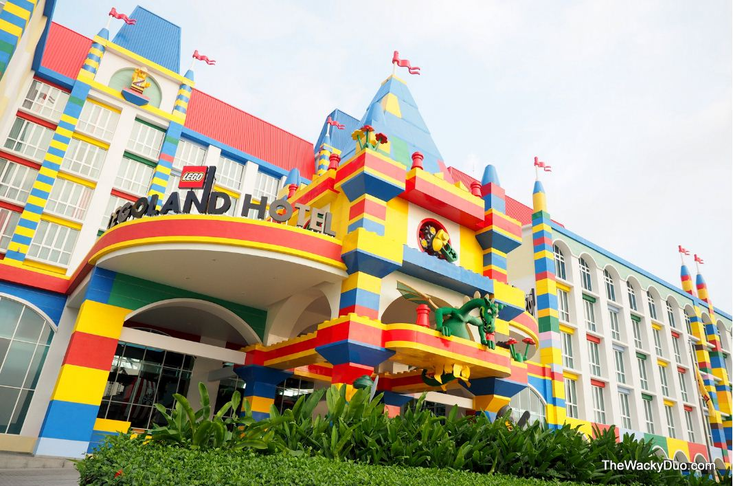 LEGOLAND Hotel Deals: LEGOLAND Windsor Resort Hotel