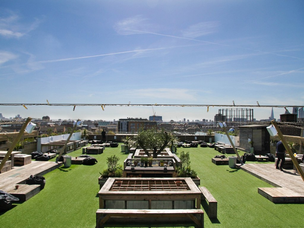 london-rooftops-Netil360-cr-courtesy best rooftop bars in london