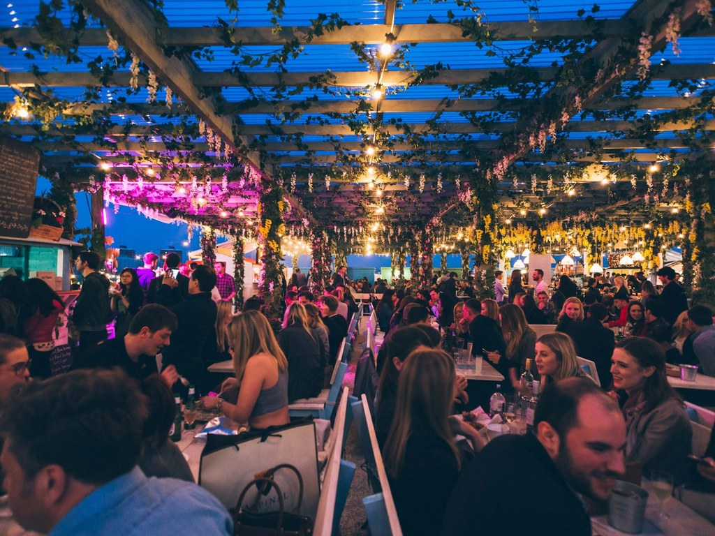 london-rooftops-pergola-cr-courtesy best rooftop bars in london