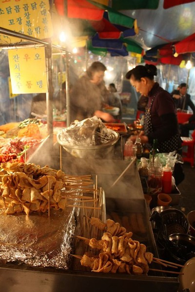 namdaemun, street food, seoul, korea