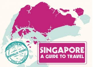 singapore-travel-guide inforgraphic