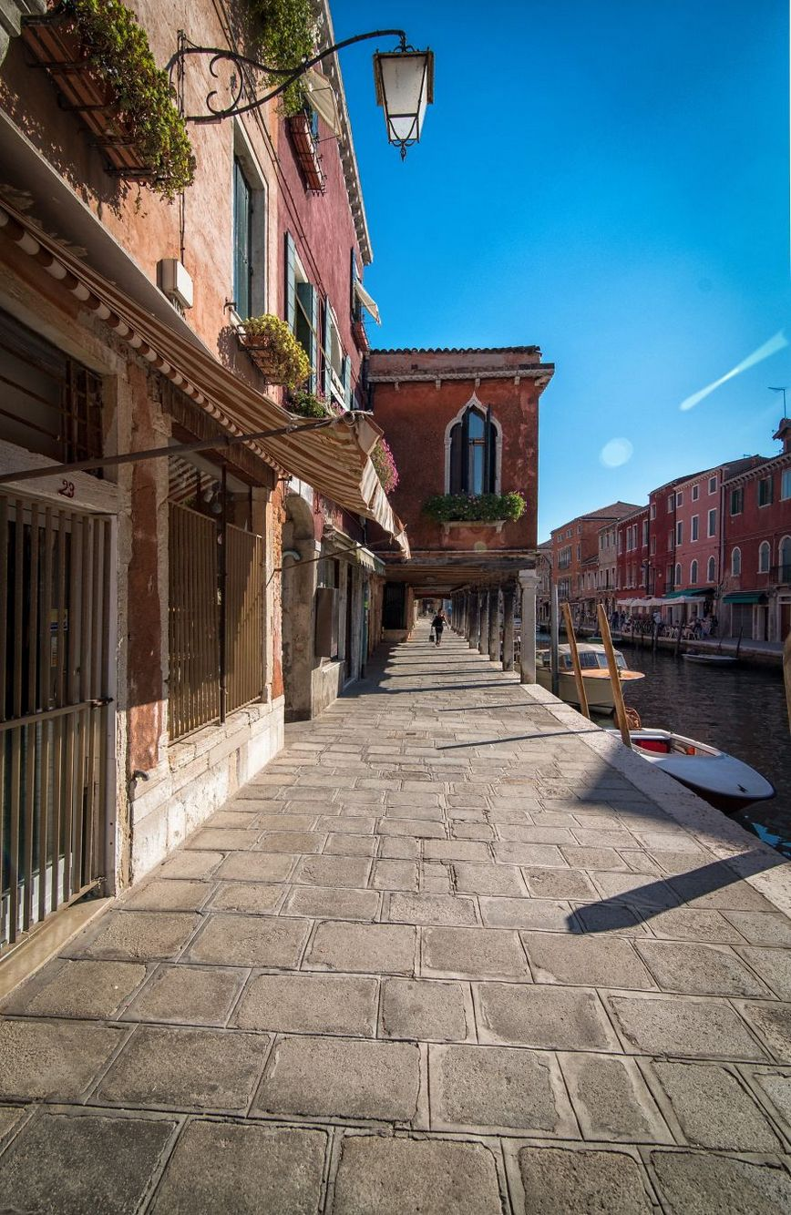 Murano pavement