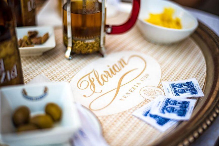 Cafe Florian tea