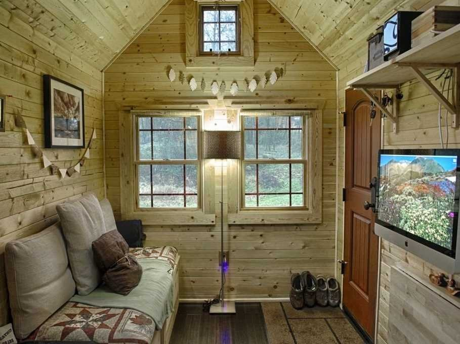 104-square-foot-home, Seattle, Washington, tiny homes