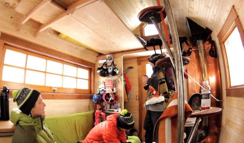 112-square-foot-mobile-house, Around the US and Canada, tiny homes