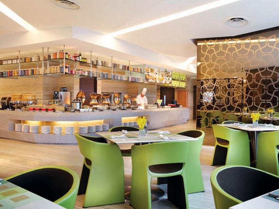 Chatterbox (Meritus Mandarin Hotel Singapore where to eat