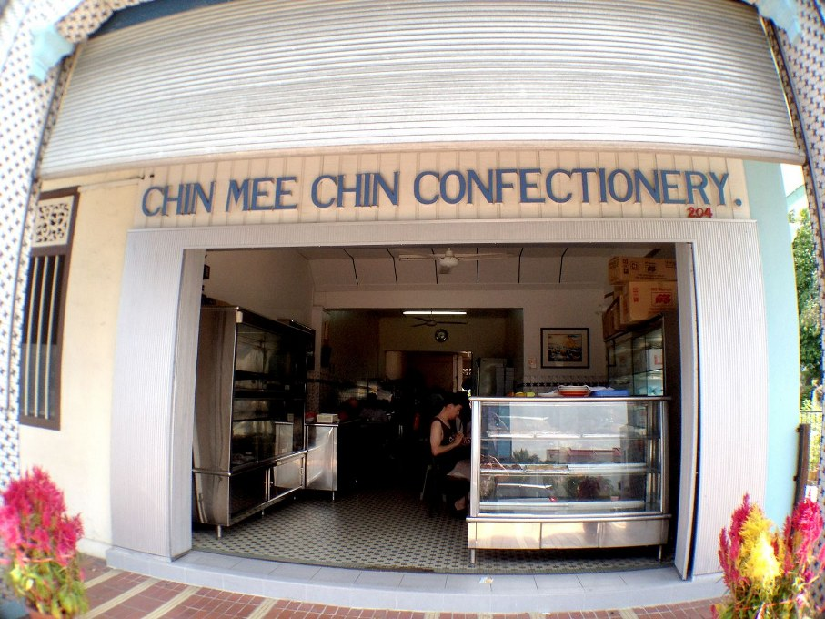 Chin Mee Chin Confectionery Singapore travel guides