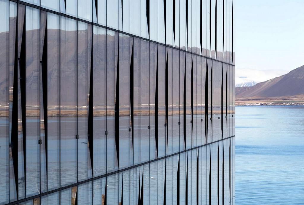 Turninn building in Reykjavík, architectural masterpieces