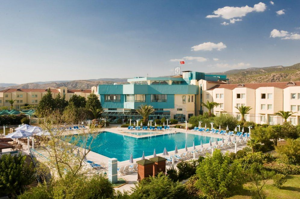 pamukkale hotels accommodation