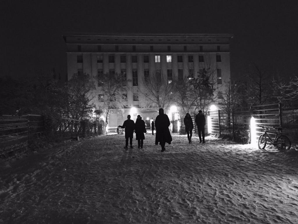 brutalist masterstroke Berghain, architectural masterpieces