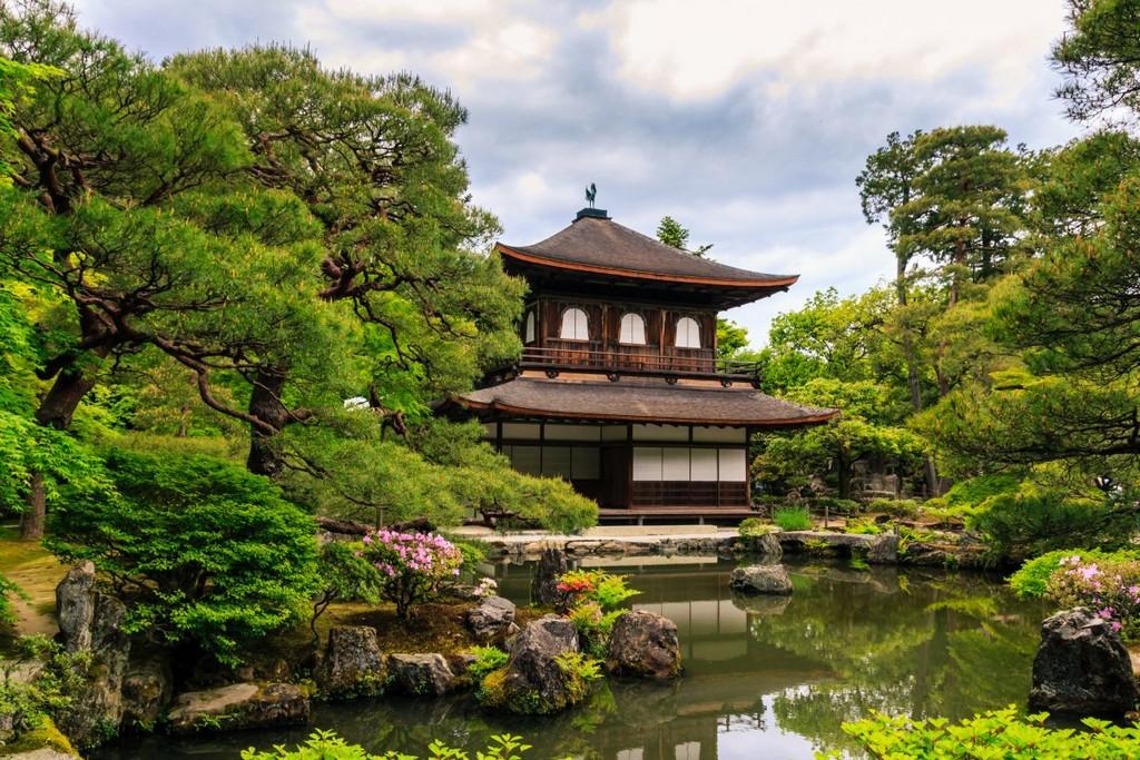 Silver Pavilion, japan, architectural masterpieces