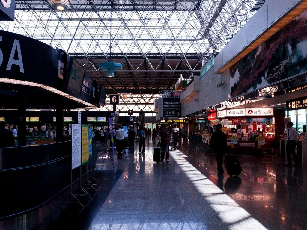 9-taiwan-taoyuan-international-airport-tpe-best airports in asia in 2016 by skytrax ratings