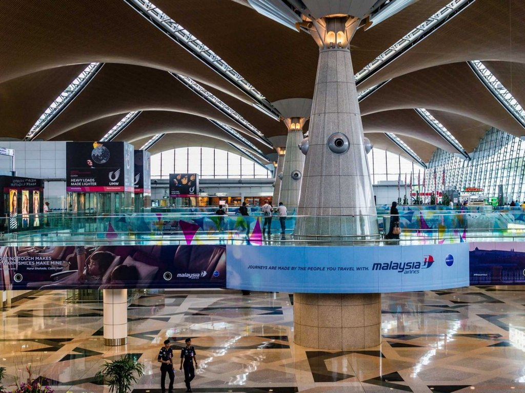 kuala-lumpur-international-airport-best airports in asia in 2016 by skytrax ratings