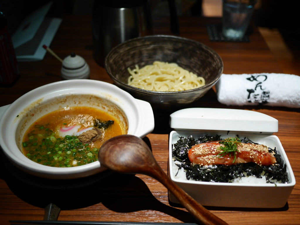Fukuoka specialties: Mentaiko and ramen