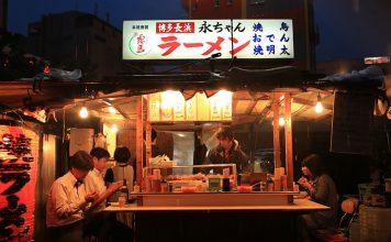 food stall fukuoka
