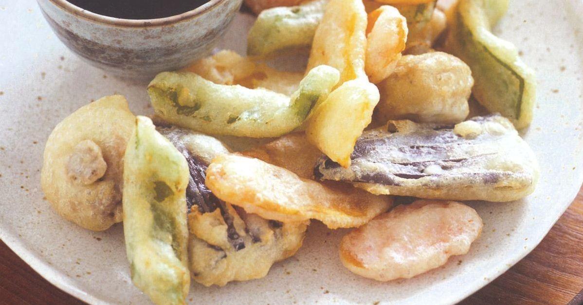 vegtables tempura