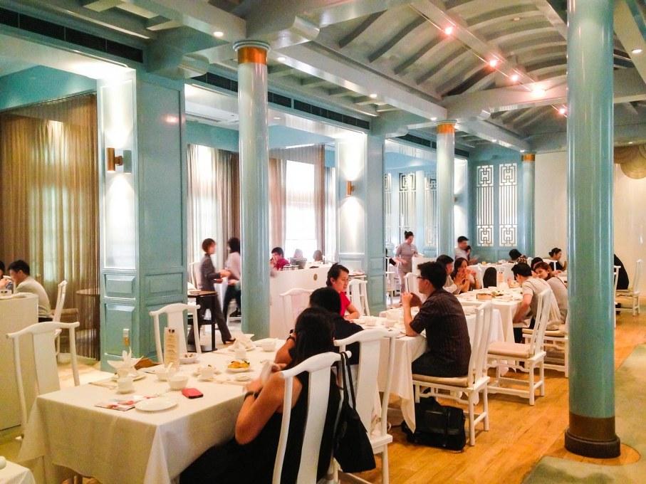Royal China Restaurant (1 Beach Road, Singapore where to eat