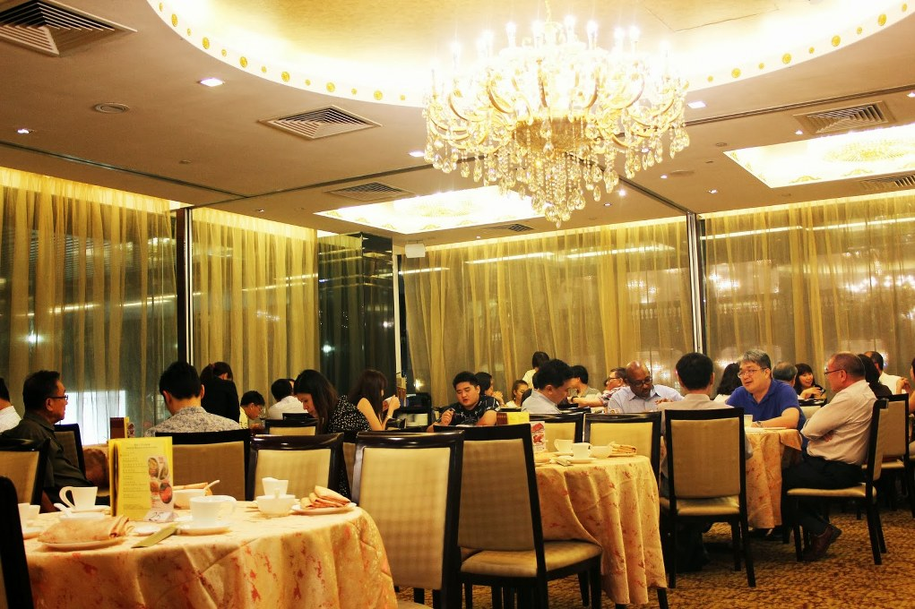 Asia Grand Restaurant Singapore places to eat
