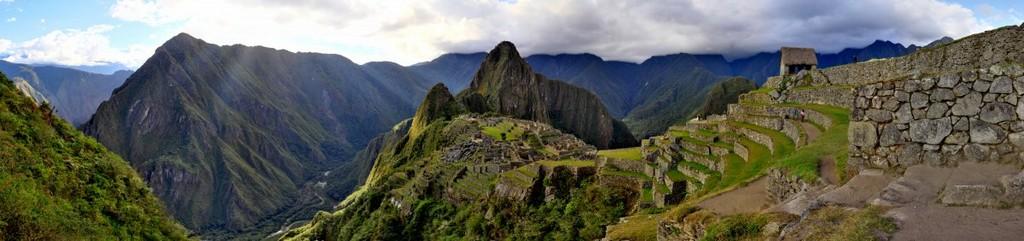 Peruvian Andes, Machu Picchu, architectural masterpieces
