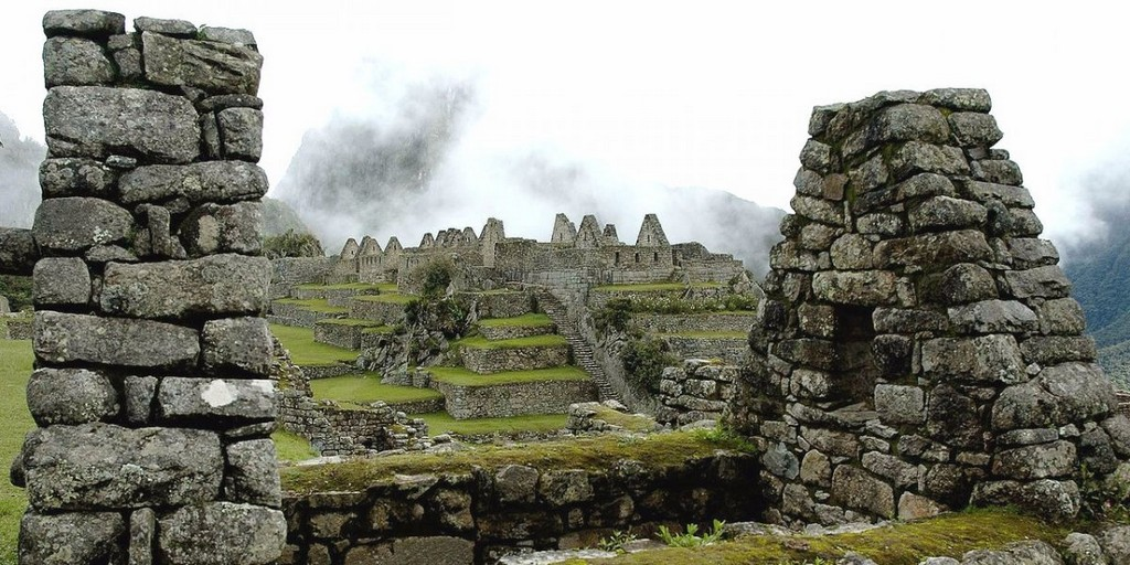 residential-section, Peruvian Andes, Machu Picchu, architectural masterpieces