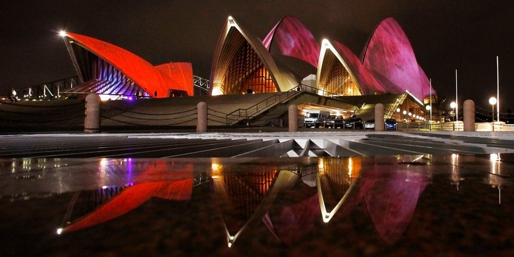 Sydney's Opera House, architectural masterpieces