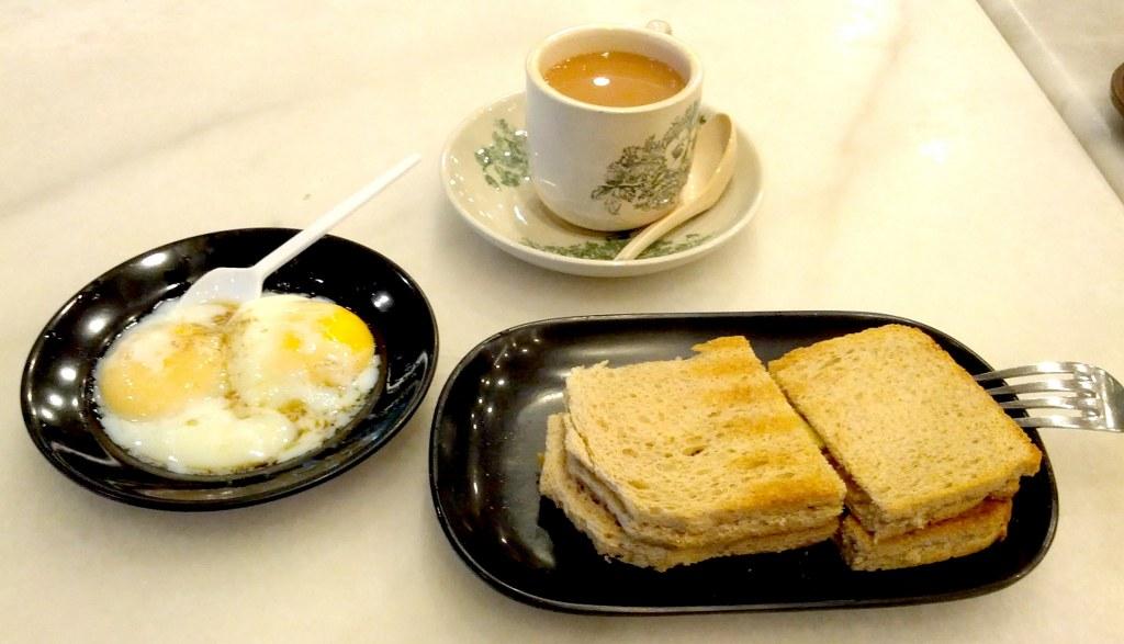 kaya toast singapore places to eat