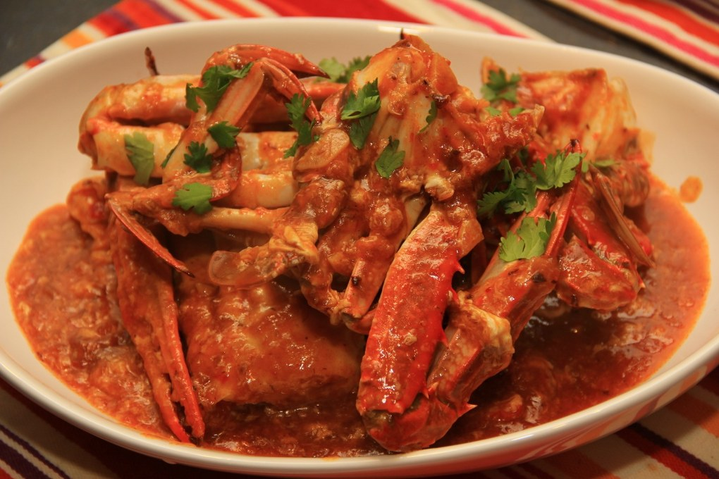 chilli crab singapore places to eat