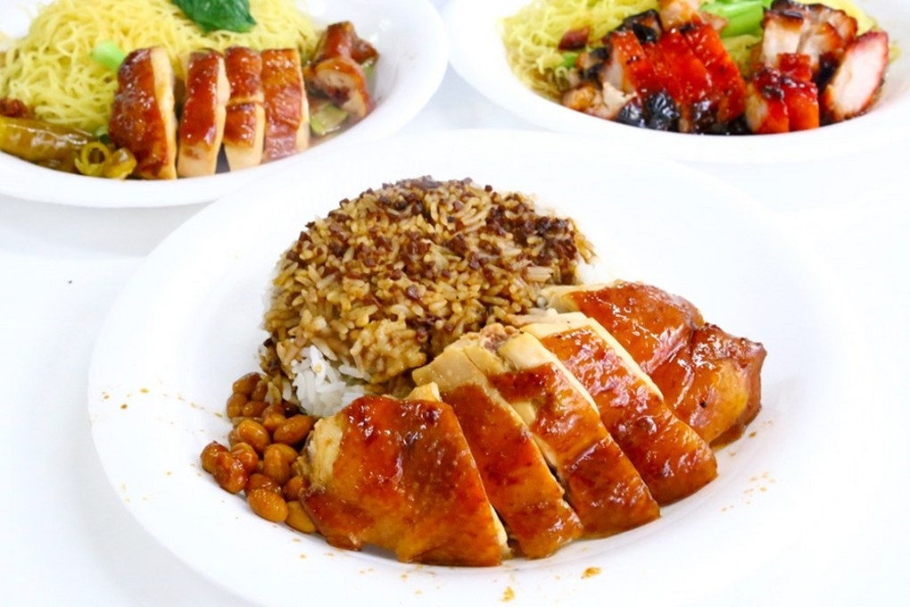 chicken rice in Singapore travel tips